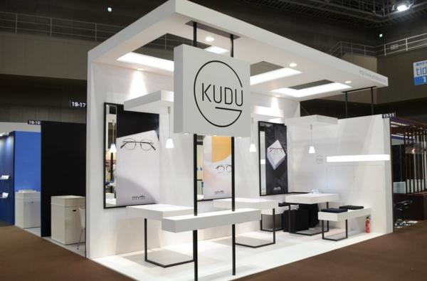 GREAT KUDU様の展示会ブース